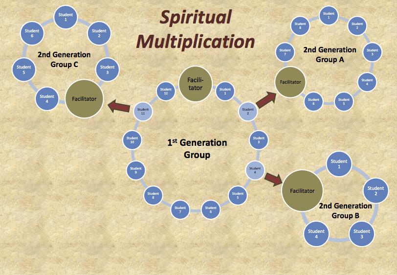 Discovery Bible Study & Disciple Making Movement | Otakada