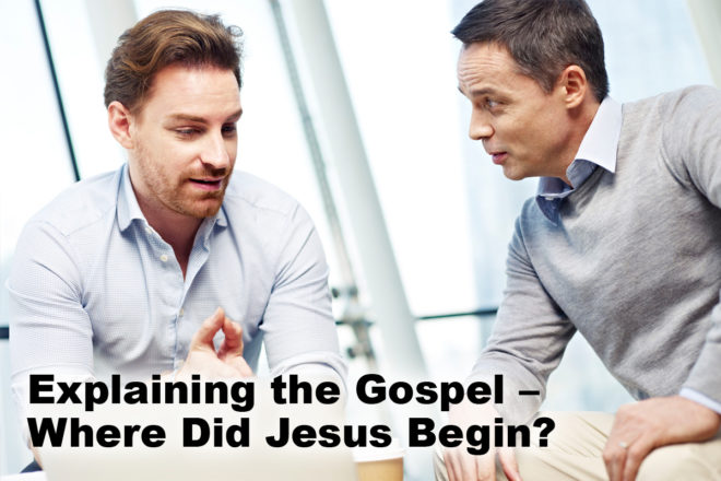 Faithfully evangelize and win souls. You fail when you dont try - Be creative, be bold. Share the gospel