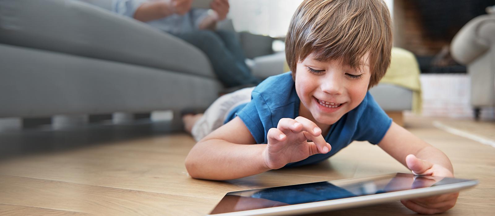 Self Defense on device - Parental control software