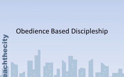 Obedience - What is Obedience - Importance of Obedience - Why is it so critically important to obey God? - The Cost of Obedience - Discipleship