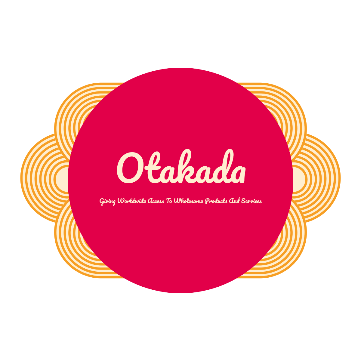 Otakada.org Logo - Bringing you over 2 million wholesome products and services all in on place for the christian community and online seekers