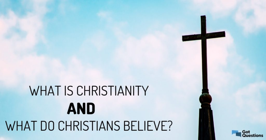 What is Christianity and What do Christians Believe?