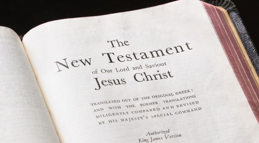 The new testament - Introduction
