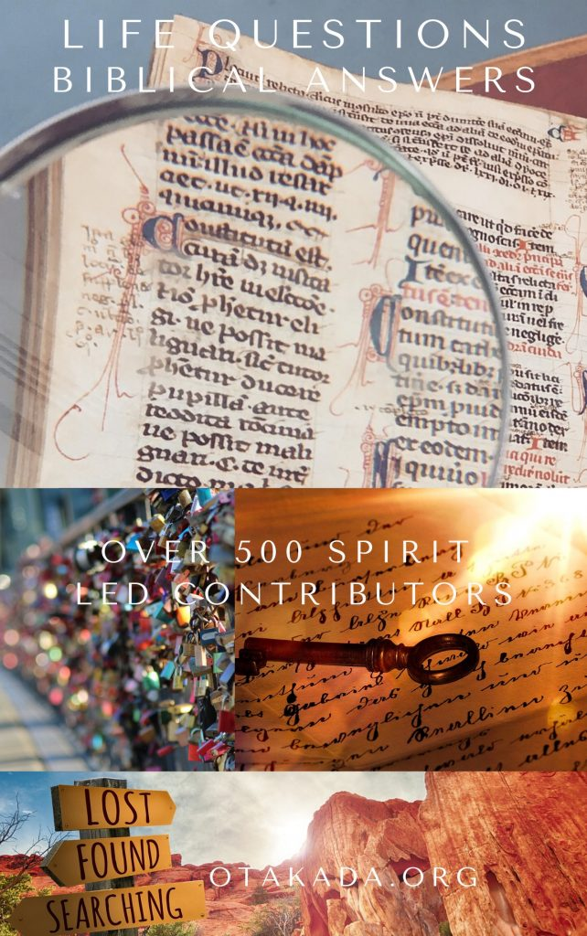 Life Questions Biblical Answers Over 500 Spirit-Led Contributors