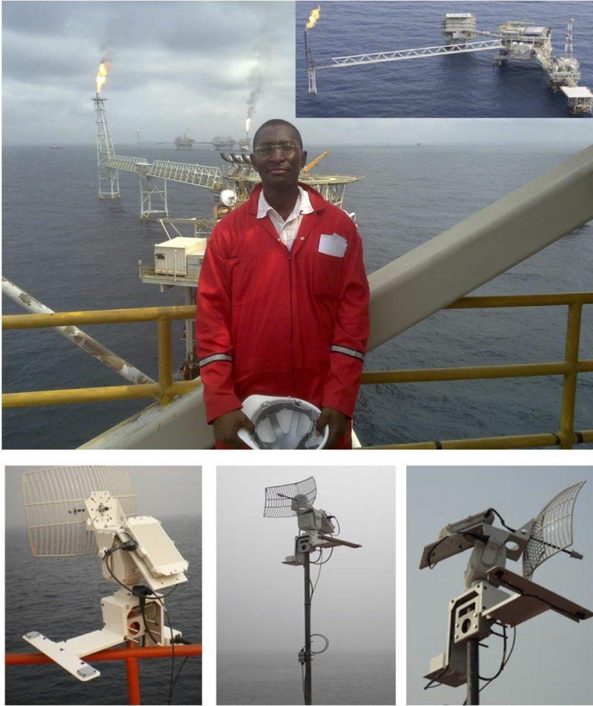 Monday Ogbe Oil Platform