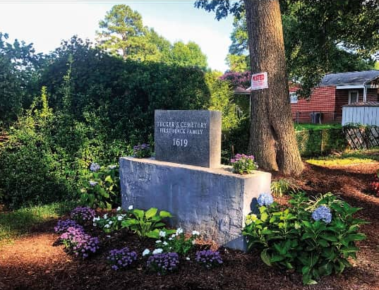 Graveyard of the First African in the shores of the USA - The Prophetic Significance Of George Floyd's Death – Black Lives Matter Movement, What Specific Events To Expect Going Forward And The Need For Inner Healing As A Result Of 401 Years Of Slavery And Racism