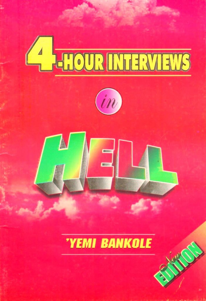 4 hours interview in hell