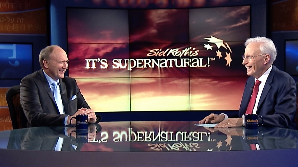Zadai Kevin interview with Sid Roth on 5 Hour wit Jesus Revelation