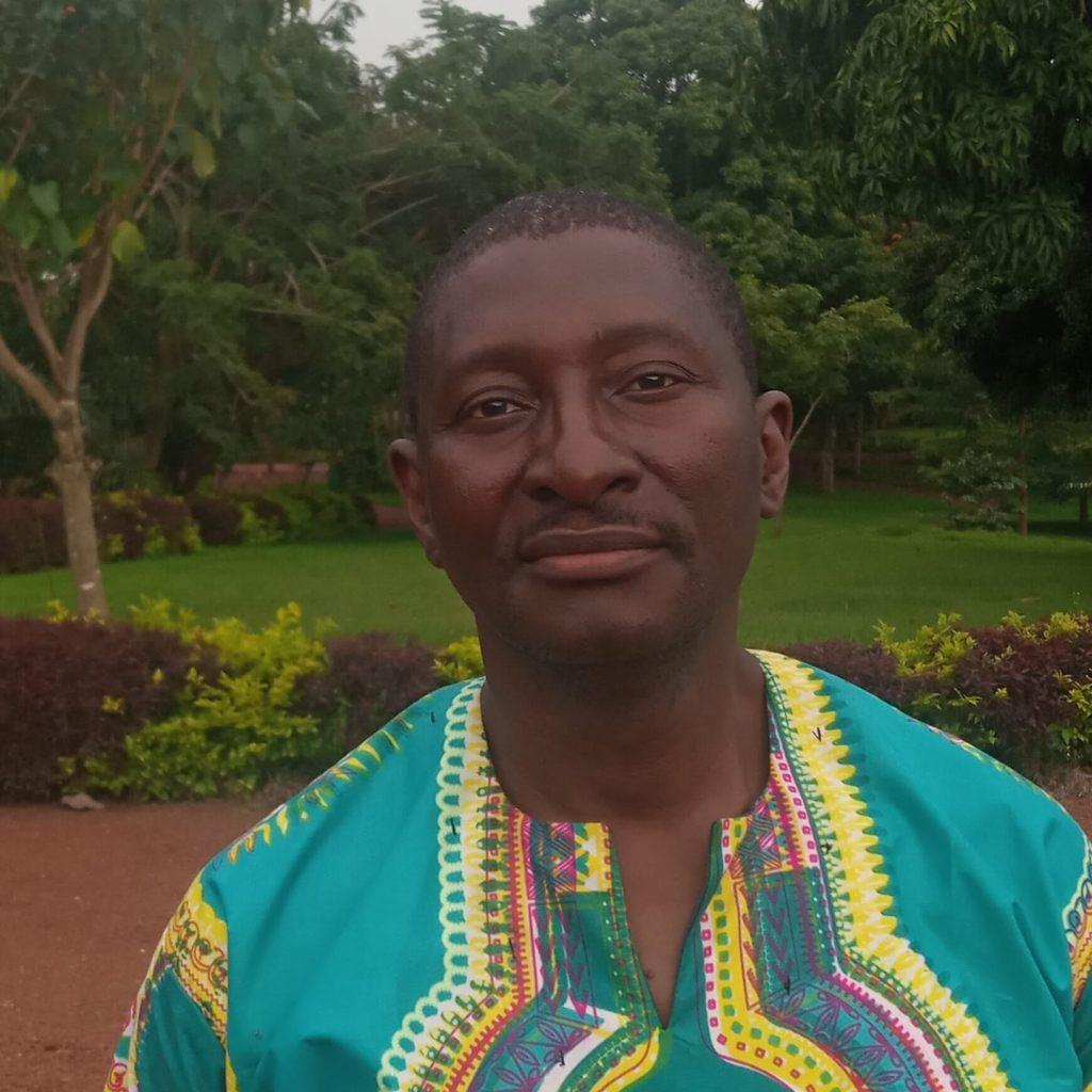 Minister Monday Ogwuojo Ogbe Otakada Cyber Church Ministries