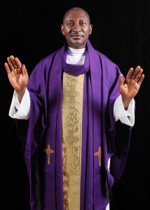 Blessings Amb. Monday Ogbe