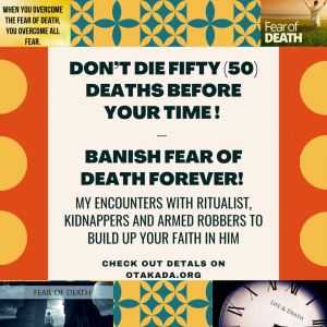 Dont Die Fifty Deaths Before Your time