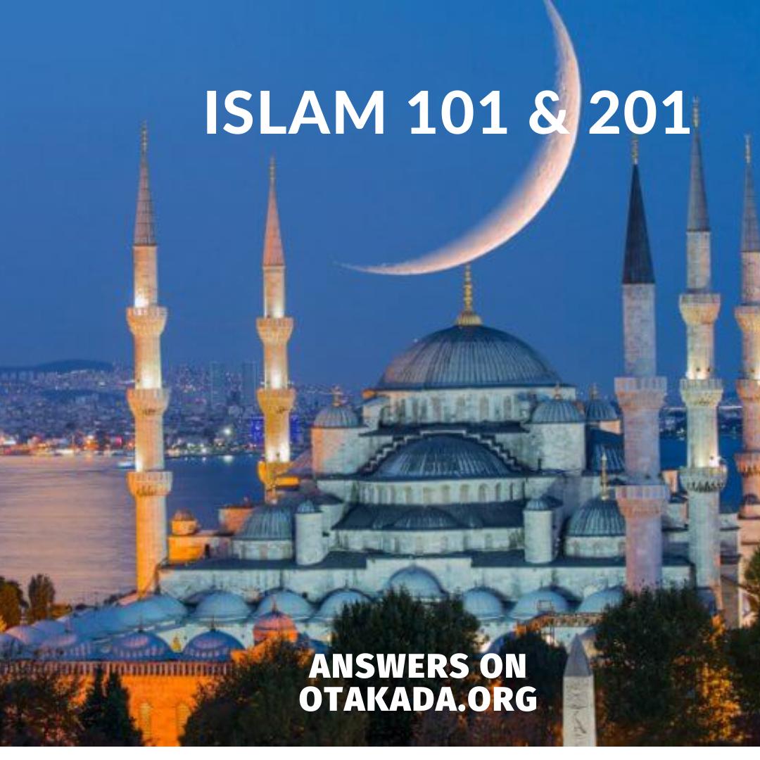 Islam 101 & 201