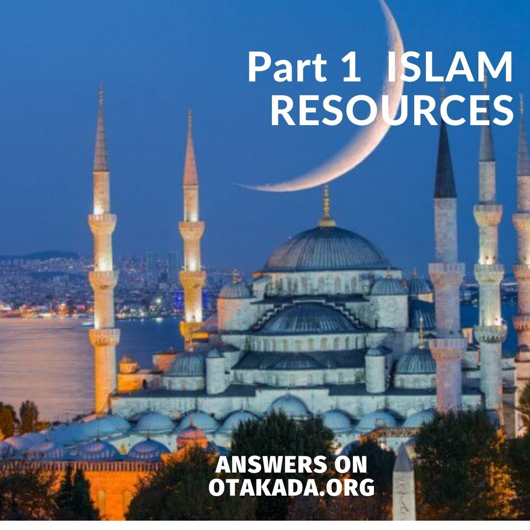 Part 1 ISLAM RESOURCES